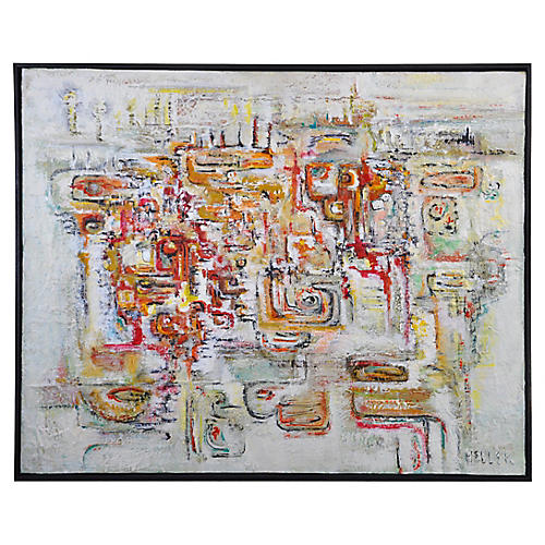 Abstract by Eleanor Heller