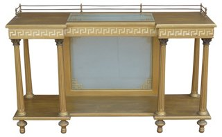 Charmant Neoclassical Server W/ Greek Key Design   Buffets U0026 Sideboards   Dining  Room   Furniture | One Kings Lane