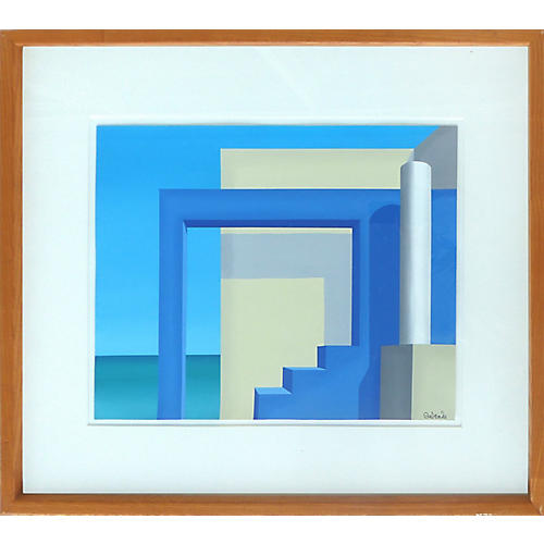 Abstract by Humberto Calzada