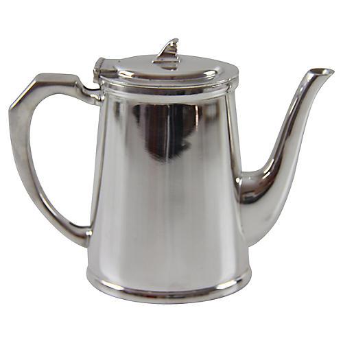 Connaught Hotel Coffeepot