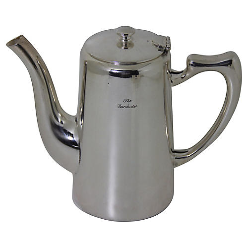 The Dorchester Long Spout Coffee Pot
