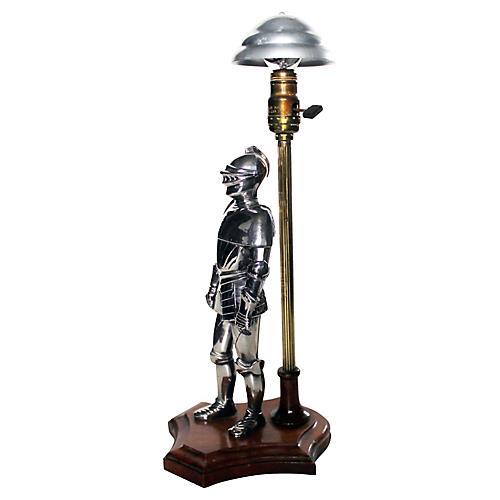 Knight Desk Lamp