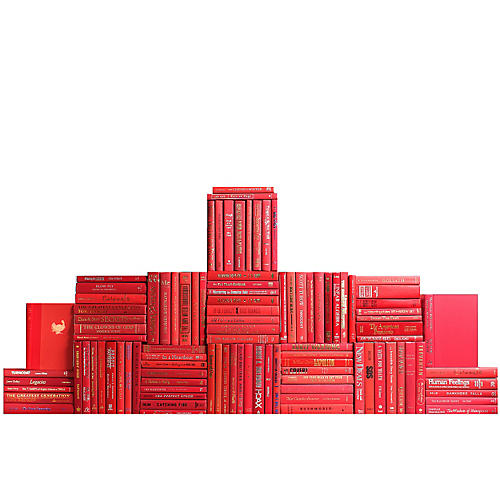 Red Book Wall, S/100