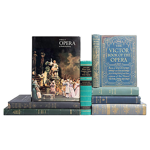 Opera Selections, S/8