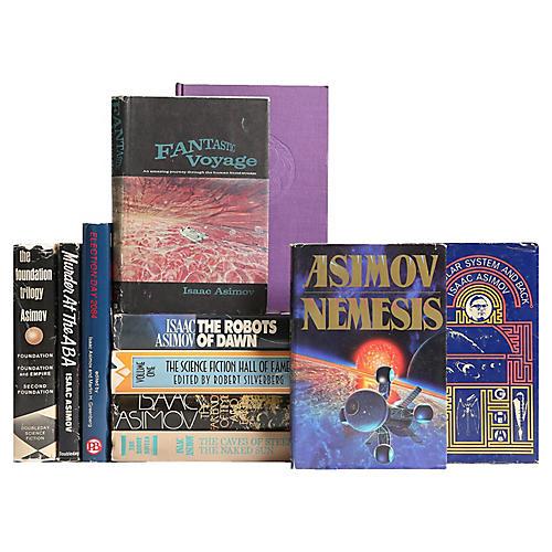 Asimov Selections, S/11