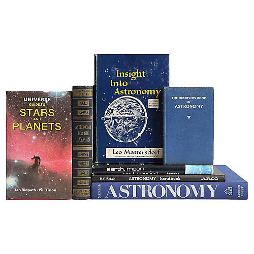 Mini Astronomy Library, S/7