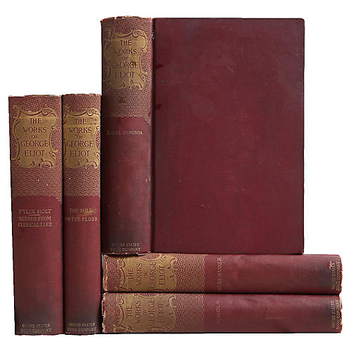 Antique Works of George Eliot, S/5