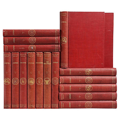 The Orient: Arts & Literature, S/17