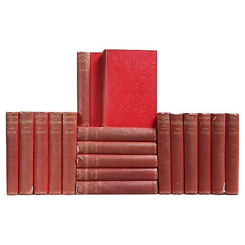 Distressed Tales: Sir Walter Scott, S/18