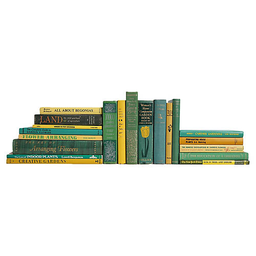 Daffodil Gardening Book Mix, S/20