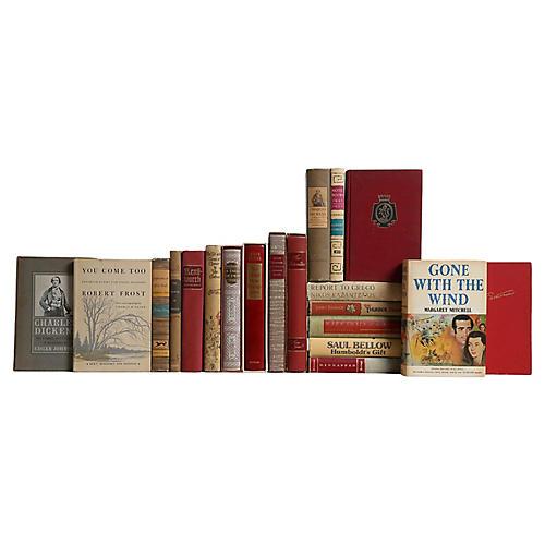 World Classics Book Set, S/20