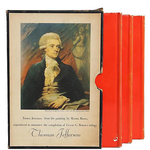 Thomas Jefferson, 1925 S/3