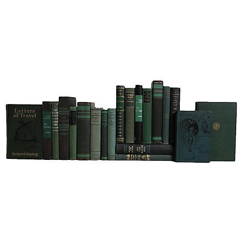Emerald & Onyx World Classics Book Set