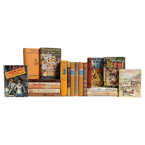 Children's Canyon Classics - S/20