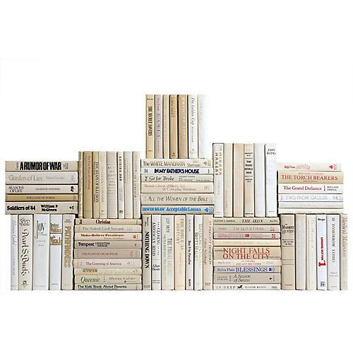 Retro Beach Book Wall, S/75