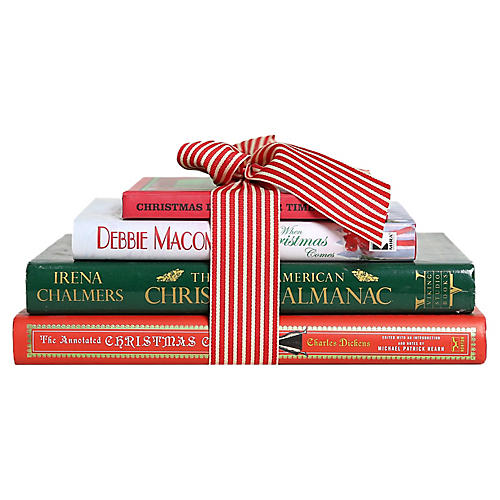 Christmas For All Ages Gift Set, S/4