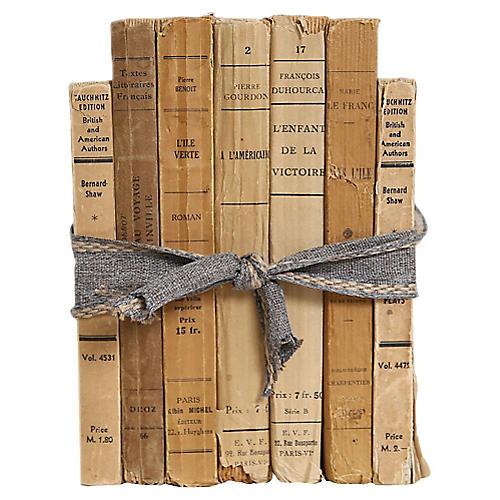 World Literature in Paper & String