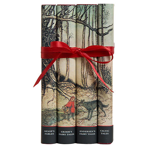 Fairy Tales Around The World Gift Set