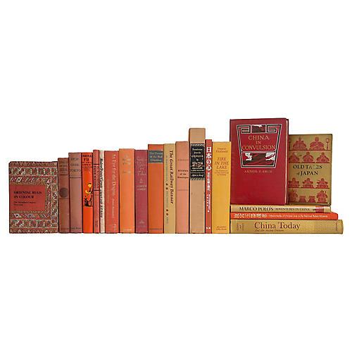 Exploring Asia Book Set, (S/20)
