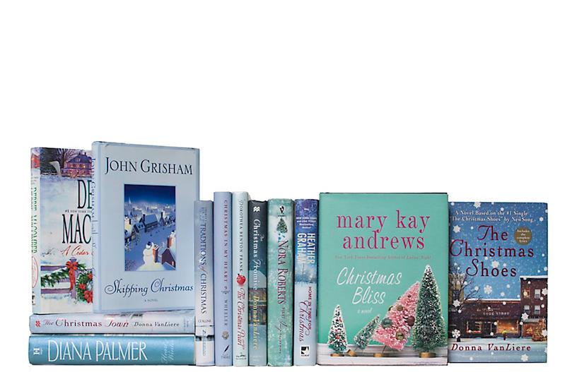 Winter Sky Minature Book Set
