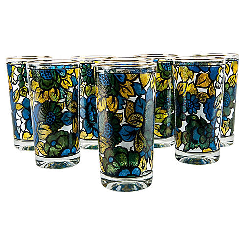S/8 Highball Glassware Set