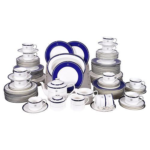 Wedgewood Porcelain Service for Ten