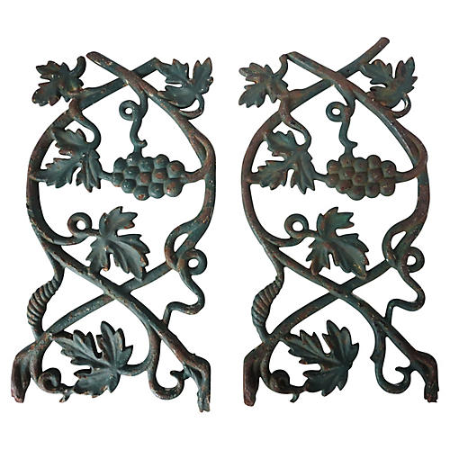 French Architectural Fragments