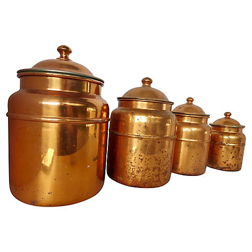 European Copper Canister, S/4