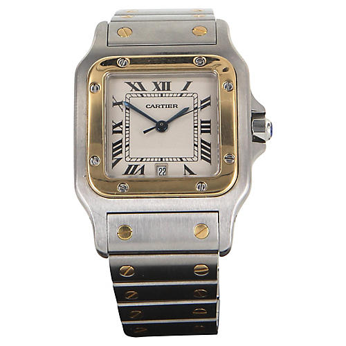 Cartier Santos Galbee 29mm Watch