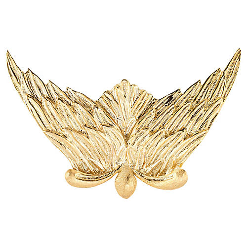 Buccellati L'air Du Temps Angel Brooch