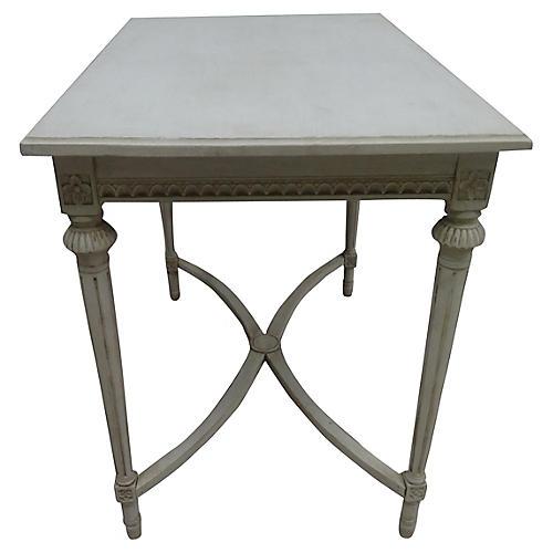 Swedish Gustavian-Style Table