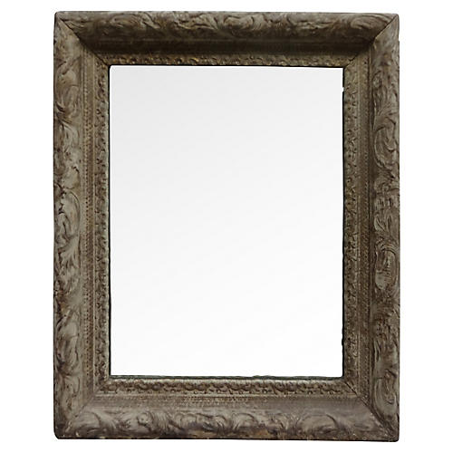 Antique Swedish Mirror