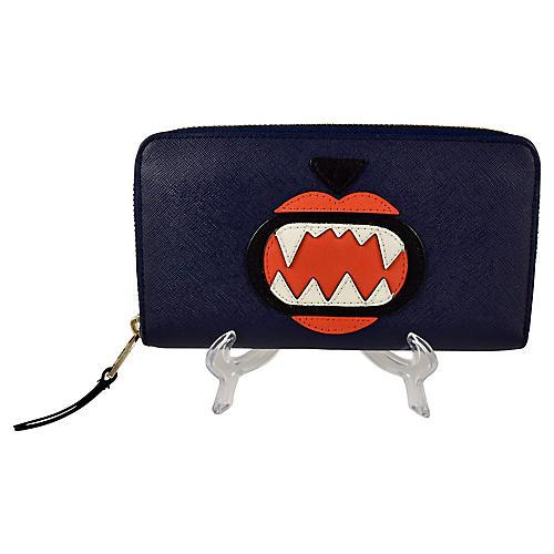 Karl Lagerfeld Monster Choupette Wallet