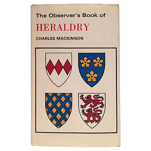 The Observer's Book of Heraldry