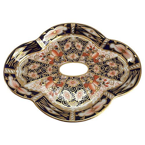 Royal Crown Derby Imari Catchall Tray