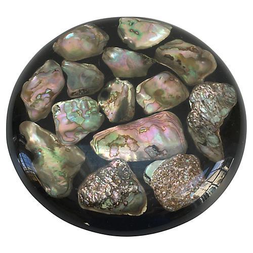 Abalone Shell Trivet