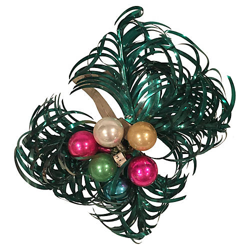 Large Package/Wreath Decoration