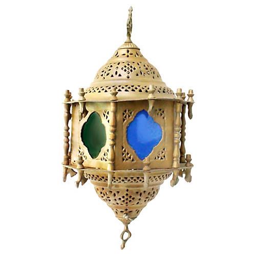 Octogonal Moroccan Lantern