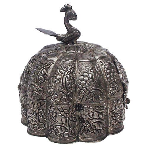 Hoopoe Bird Jewel Box