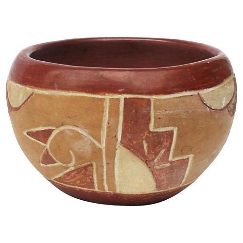 Zia Pueblo Survivor Pot