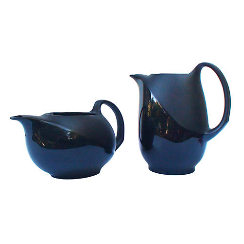 Wedgwood Tea & Coffee Set, 2 Pcs