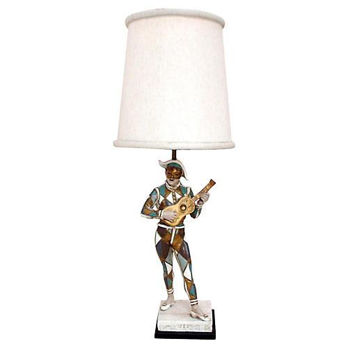 Marbro Harlequin Lamp