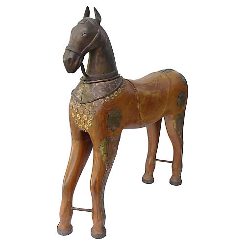 Maharaja Equestrian Statue