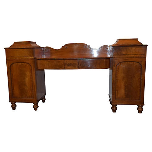 Early-19th-C. English Georgian Sideboard
