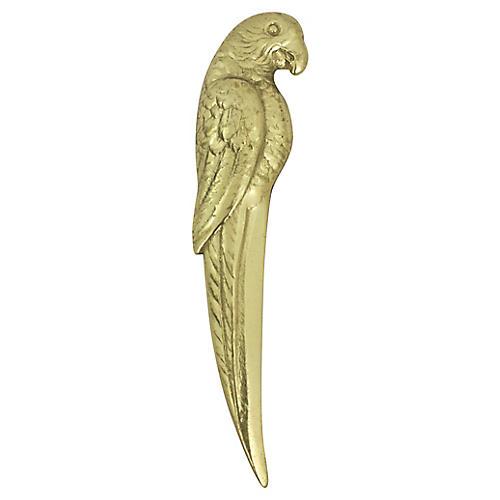 Large Parrot Letter Opener