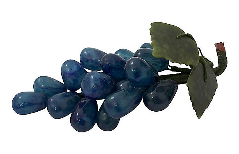 Alabaster Grape Cluster