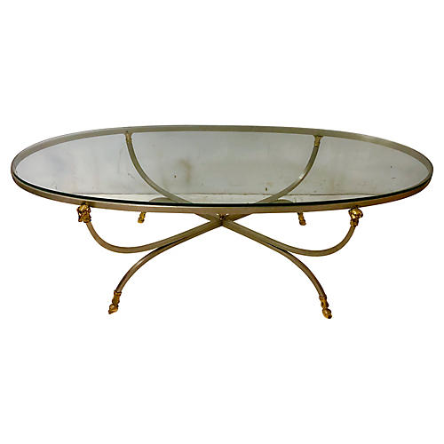 Maison Jensen Style Coffee Table