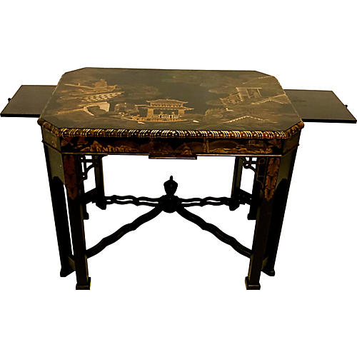 Widdicomb Chippendale-Style Table
