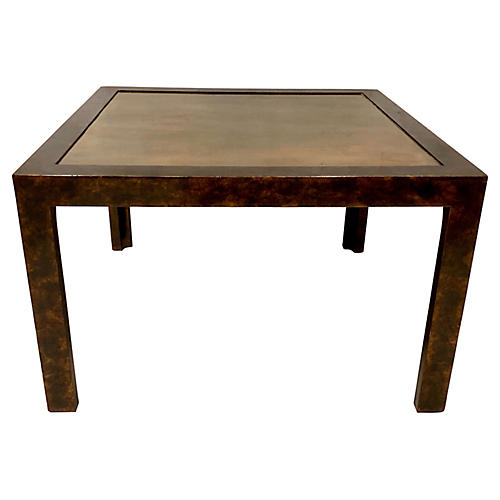 Widdicomb Modern Parsons Style Table