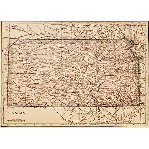 Kansas, 1919